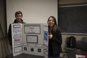 Student organization: Biomedical Engineering Society