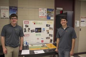 Student organization: ISU BioBus
