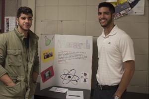 Student organization: iResearch