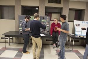Student organization: Society of Women Engineers