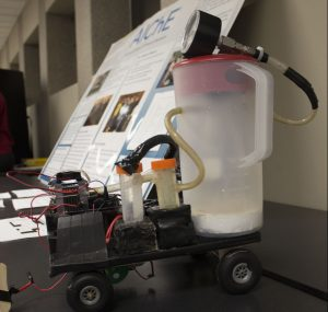 Chem-E-Car from previous year
